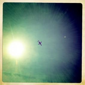 Roosevelt Island Plane